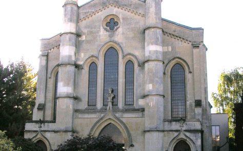 Hungerford Methodist Church, Newbury, Berkshire