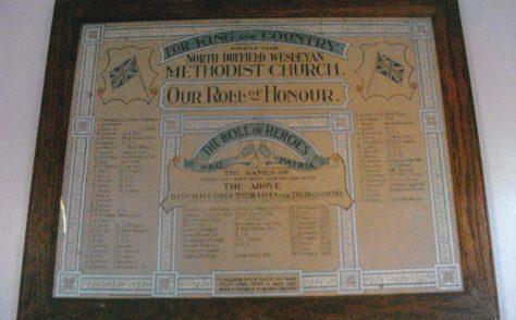 North Duffield Methodist Church