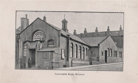 Oakworth Road Methodist Mission