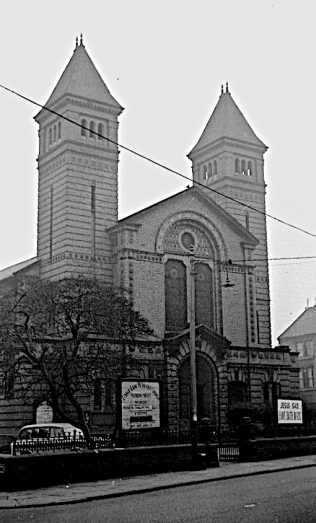 Lodge Lane Liverpool Methodist Church
