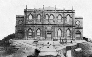 Eastbrook Chapel 1825   Centenary Souvenir