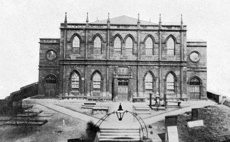 Eastbrook Hall Bradford West Yorkshire
