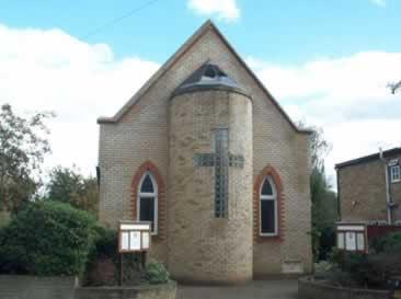 Old Windsor Methodist Church