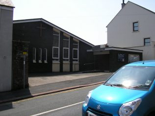 Maryport, St Mark's Kirby Street Methodist Church, Cumberland