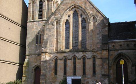 Partick Methodist Church, Scotland