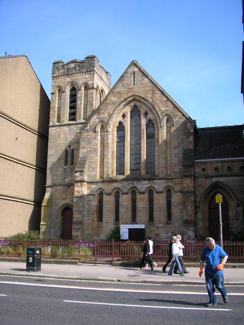 Partick Methodist Church, 12.6.2015 | G W Oxley