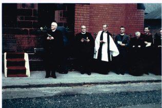 Roger Peck, Penketh Methodist Church
