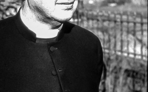 Rev. R. K. Walker, Eastbrook Superintendent 1967 - 1972