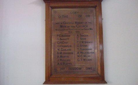 St. John's Burlington Methodist Church, Bridlington