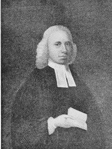 Rev Walter Sellon