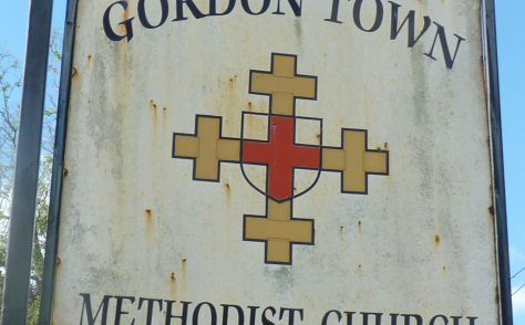 Gordon Town Methodist Church, Jamaica