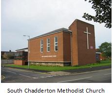 A Short History of South Chadderton Methodist Church