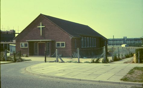 Basingstoke (South Ham Methodist Church)