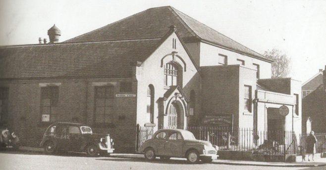 Sparrow Hill Loughborough Methodist Church