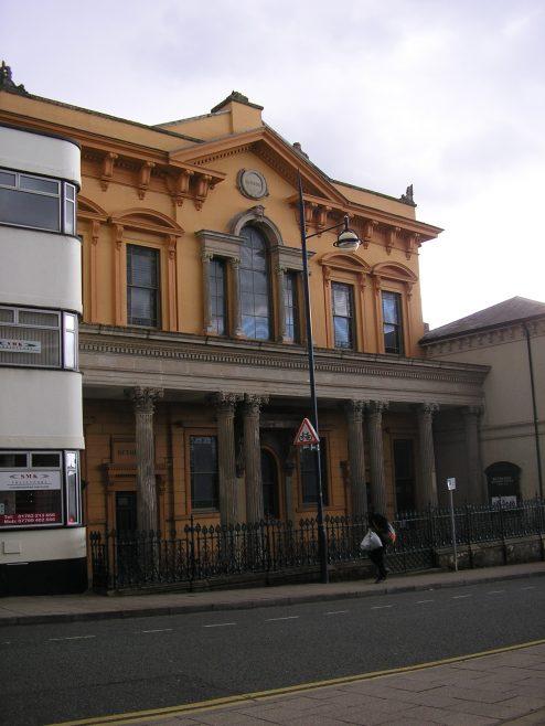 Stoke on Trent, Bethesda MNC Chapel, facade  (ii) 10.10.2016 | G W Oxley
