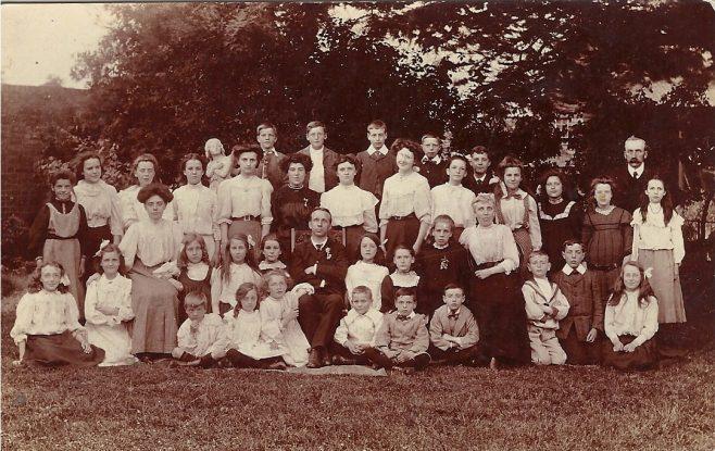 1908 | Hatfield Road Methodist Church