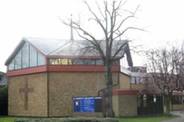 St Andrew's Methodist Church, Slough