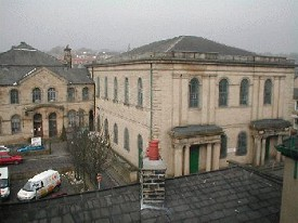 Temple Street Methodist Church