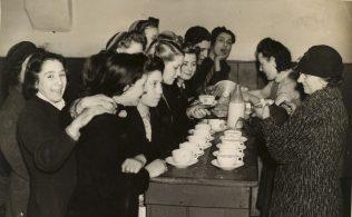 The Old Mahogany Bar canteen bar | Patricia Collins
