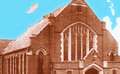 Trinity Methodist Church, Netherton, Dudley, West Midlands