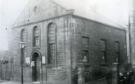 Trinity Methodist Church, Blaydon, County Durham