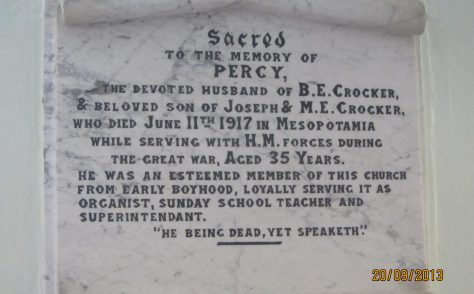 Tywardreath First World War Memorial