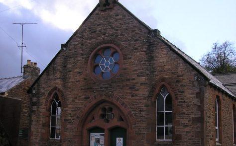 UMFC Chapel, Chapel Street, Appleby, Westmorland