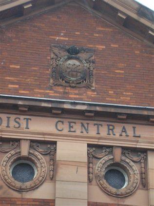 Methodist Central Hall, Fisher Street, Carlisle | GW Oxley