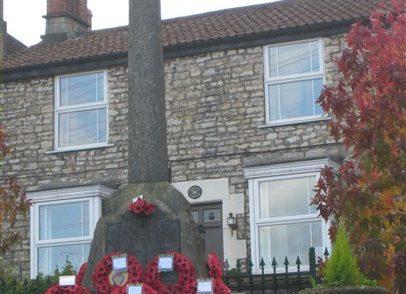 Paulton War Memorial