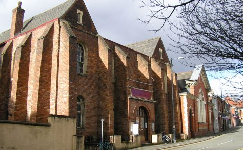 Warrington, Friars Green Independent Methodist Chapel, Lancashire
