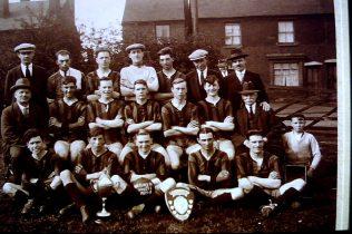 Watling Street Wesley FC 1927