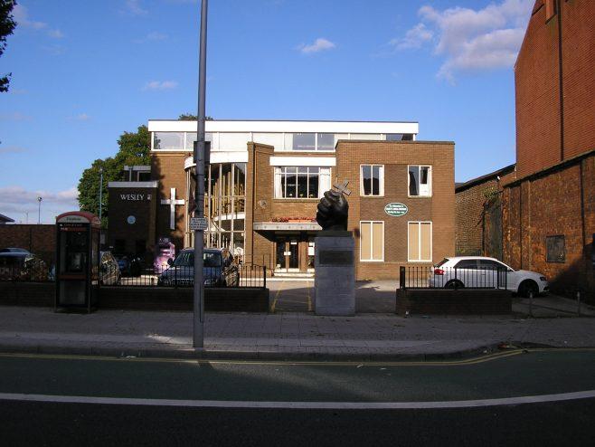 West Bromwich, Methodist Chapel, 06.10.2016   G W Oxley