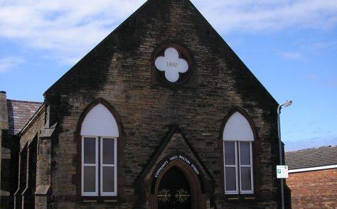 Workington, Victoria Road UMFC Chapel, Cumberland