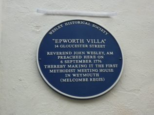 Epworth Villa, Weymouth (Melcombe Regis)